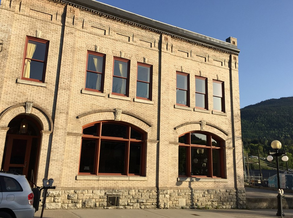 WKTEP's facility located at 266 Baker Street in Nelson, BC.