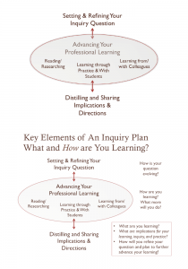 Inquiry Project Plan by Dr. Deborah Butler